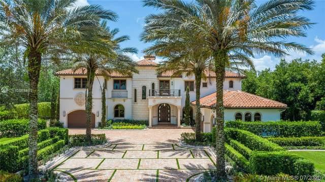 12704 Stonebrook Dr, Davie, FL 33330 (MLS #A10888453) :: Green Realty Properties