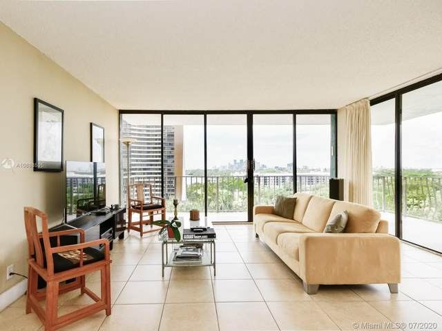 780 NE 69th St #1009, Miami, FL 33138 (MLS #A10888595) :: The Jack Coden Group
