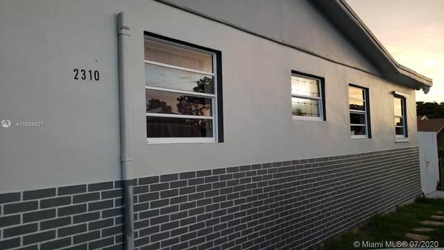 2310 NW 171st Ter, Miami Gardens, FL 33056 (MLS #A10888627) :: Berkshire Hathaway HomeServices EWM Realty