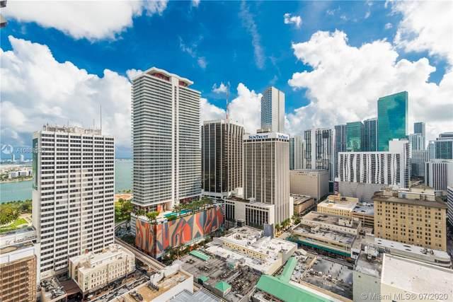 133 NE 2nd Ave #2708, Miami, FL 33132 (MLS #A10888639) :: Carole Smith Real Estate Team