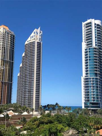 210 174th St #612, Sunny Isles Beach, FL 33160 (MLS #A10888671) :: Carole Smith Real Estate Team