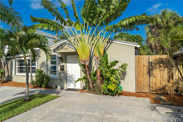 2703 NE 6th Ln, Wilton Manors, FL 33334 (MLS #A10888675) :: Albert Garcia Team