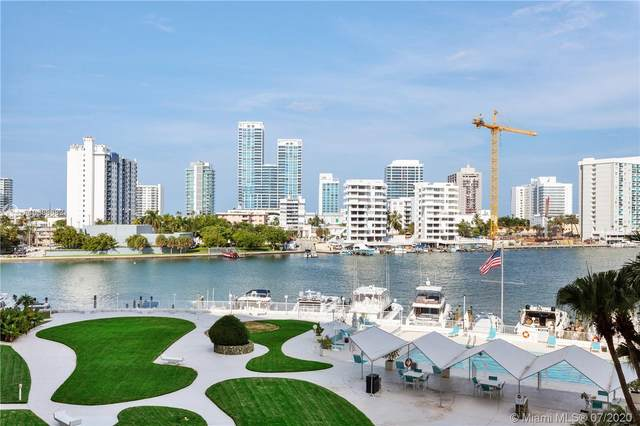 900 Bay Dr #414, Miami Beach, FL 33141 (MLS #A10888682) :: KBiscayne Realty