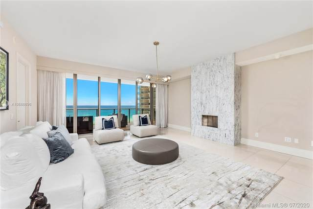 9705 Collins Ave 802N, Bal Harbour, FL 33154 (MLS #A10888696) :: The Pearl Realty Group