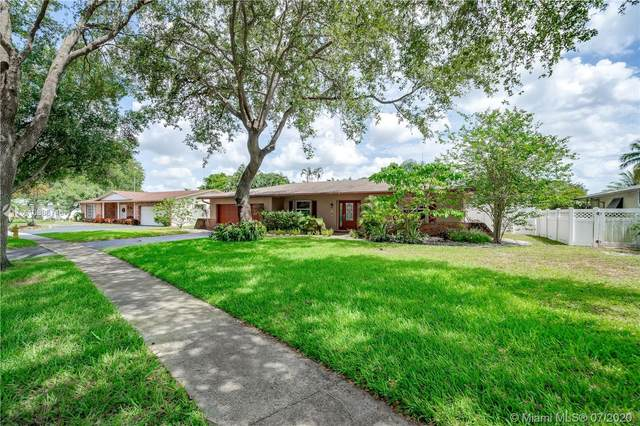 6931 SW 16th St, Plantation, FL 33317 (MLS #A10888746) :: Green Realty Properties
