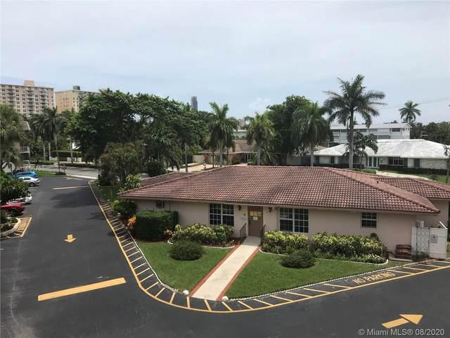 501 Blue Heron Dr 308-A, Hallandale Beach, FL 33009 (MLS #A10888755) :: Berkshire Hathaway HomeServices EWM Realty