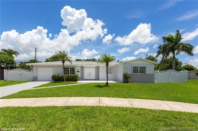 2901 SW 121st Ave, Miami, FL 33175 (MLS #A10888790) :: Green Realty Properties