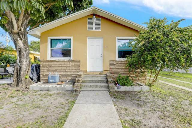 1612 NW 42nd St, Miami, FL 33142 (MLS #A10888834) :: The Jack Coden Group