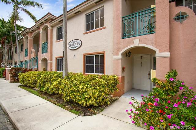 2298 NW 78th Ave #103, Pembroke Pines, FL 33024 (MLS #A10888842) :: The Teri Arbogast Team at Keller Williams Partners SW