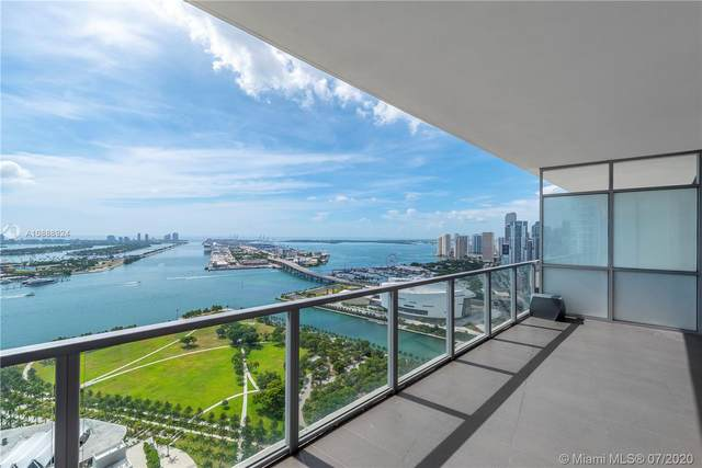 1100 Biscayne Blvd #4004, Miami, FL 33132 (MLS #A10888924) :: Carole Smith Real Estate Team