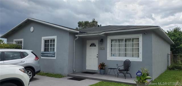 3878 NW 201st Ter, Miami Gardens, FL 33055 (MLS #A10888927) :: Grove Properties