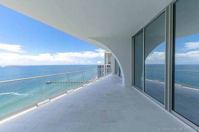 16901 Collins Ave #2503, Sunny Isles Beach, FL 33160 (MLS #A10888942) :: United Realty Group