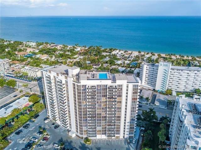2841 N Ocean Blvd #1609, Fort Lauderdale, FL 33308 (MLS #A10888998) :: Albert Garcia Team