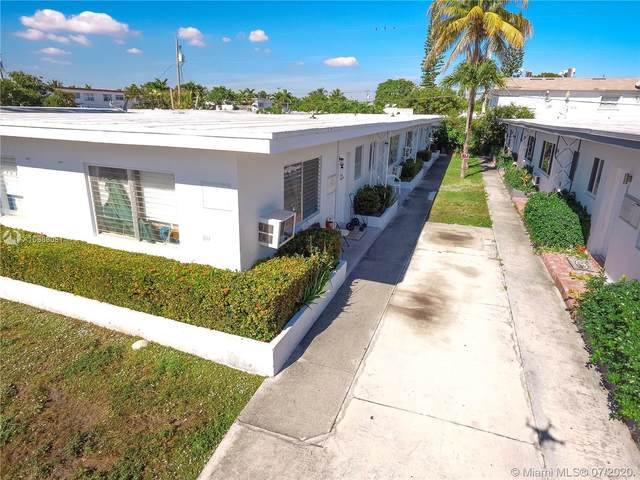 811 81st St, Miami Beach, FL 33141 (MLS #A10889081) :: Berkshire Hathaway HomeServices EWM Realty
