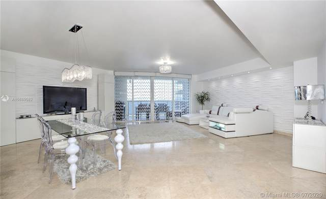 17201 Collins Ave #2704, Sunny Isles Beach, FL 33160 (MLS #A10889082) :: The Teri Arbogast Team at Keller Williams Partners SW
