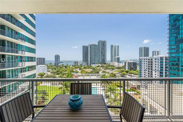 3301 NE 1 AVE H1204, Miami, FL 33137 (MLS #A10889101) :: The Azar Team