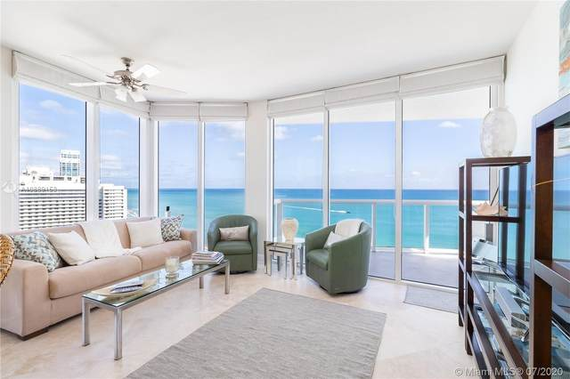 6515 Collins Ave #1702, Miami Beach, FL 33141 (MLS #A10889153) :: THE BANNON GROUP at RE/MAX CONSULTANTS REALTY I