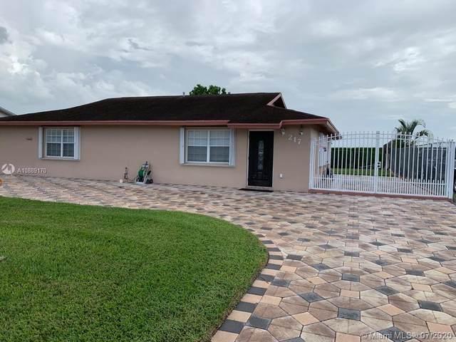 217 Azucana Rd, South Bay, FL 33493 (MLS #A10889170) :: Laurie Finkelstein Reader Team