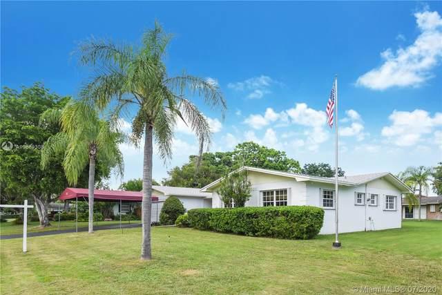 12225 SW 109th Ct, Miami, FL 33176 (MLS #A10889308) :: Berkshire Hathaway HomeServices EWM Realty