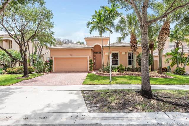 4915 SW 166th Ave, Miramar, FL 33027 (MLS #A10889342) :: THE BANNON GROUP at RE/MAX CONSULTANTS REALTY I