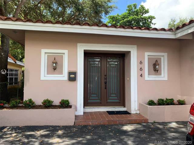 664 S Bird Rd, Coral Gables, FL 33146 (MLS #A10889376) :: Albert Garcia Team
