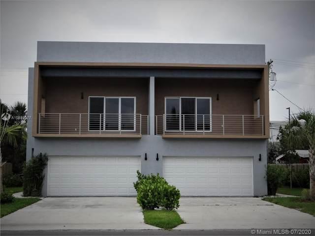 1121 NE 23rd Ter, Pompano Beach, FL 33062 (MLS #A10889377) :: Berkshire Hathaway HomeServices EWM Realty