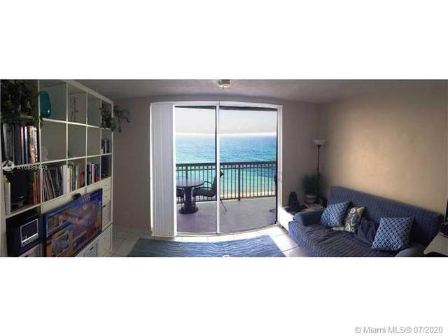 19201 Collins Av #716, Sunny Isles Beach, FL 33160 (MLS #A10889408) :: Green Realty Properties