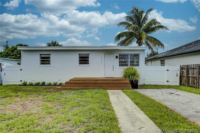 5605 Mayo St, Hollywood, FL 33023 (MLS #A10889469) :: The Teri Arbogast Team at Keller Williams Partners SW