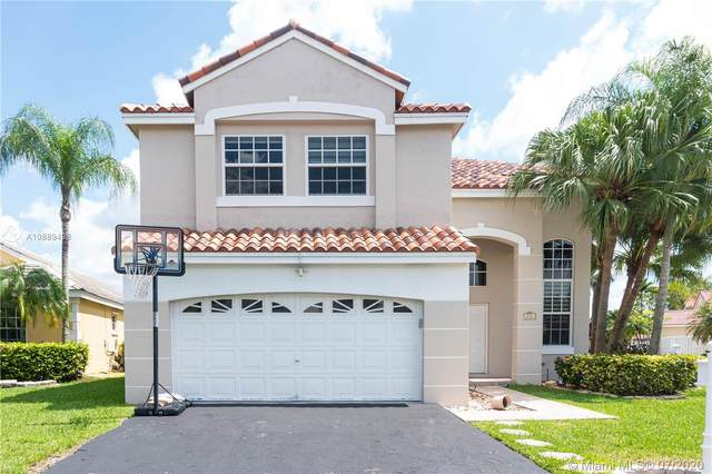 296 Bedford Ave, Weston, FL 33326 (MLS #A10889498) :: The Teri Arbogast Team at Keller Williams Partners SW