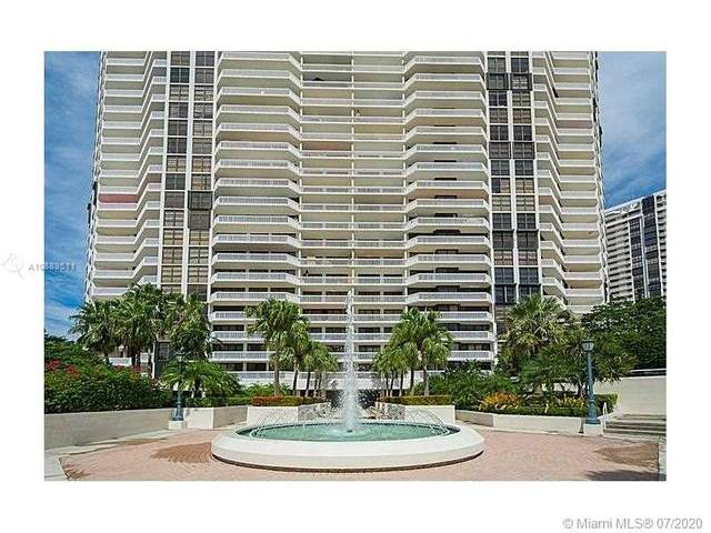 1000 E Island Blvd #406, Aventura, FL 33160 (MLS #A10889511) :: Berkshire Hathaway HomeServices EWM Realty