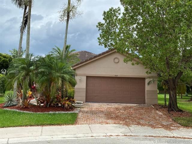 989 Nandina Dr, Weston, FL 33327 (MLS #A10889531) :: Berkshire Hathaway HomeServices EWM Realty