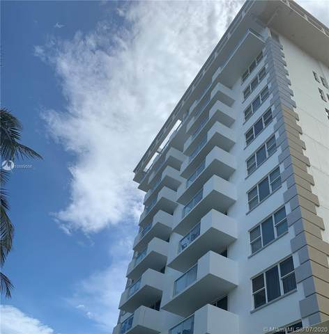 9195 Collins Ave #506, Surfside, FL 33154 (MLS #A10889556) :: Miami Villa Group