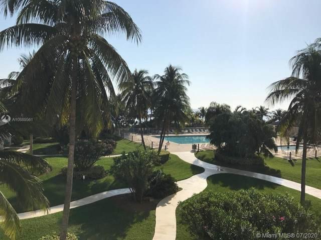 881 Ocean Dr L5, Key Biscayne, FL 33149 (MLS #A10889561) :: Castelli Real Estate Services