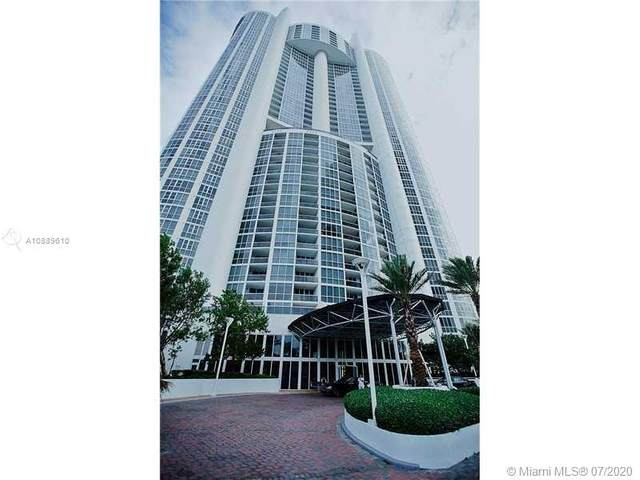 18201 Collins Ave #1803, Sunny Isles Beach, FL 33160 (MLS #A10889610) :: The Howland Group