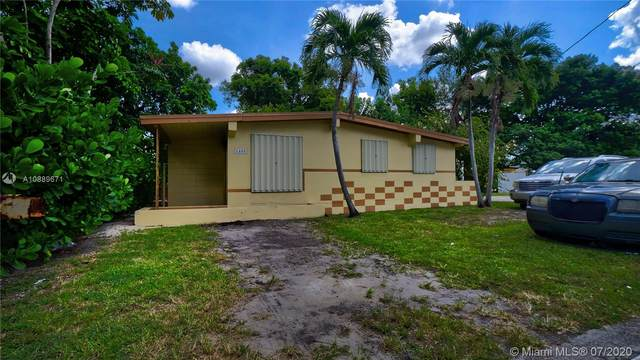 1455 NW 69th Ter, Miami, FL 33147 (#A10889671) :: Real Estate Authority