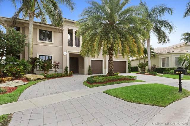691 Carrotwood Ter, Plantation, FL 33324 (MLS #A10889683) :: Green Realty Properties