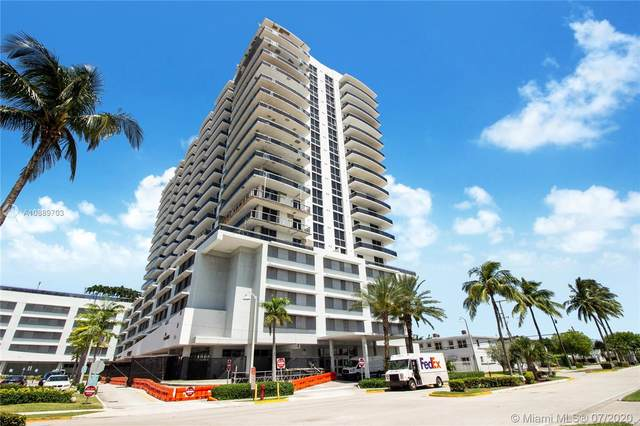 7901 Hispanola Ave #601, North Bay Village, FL 33141 (MLS #A10889703) :: Miami Villa Group