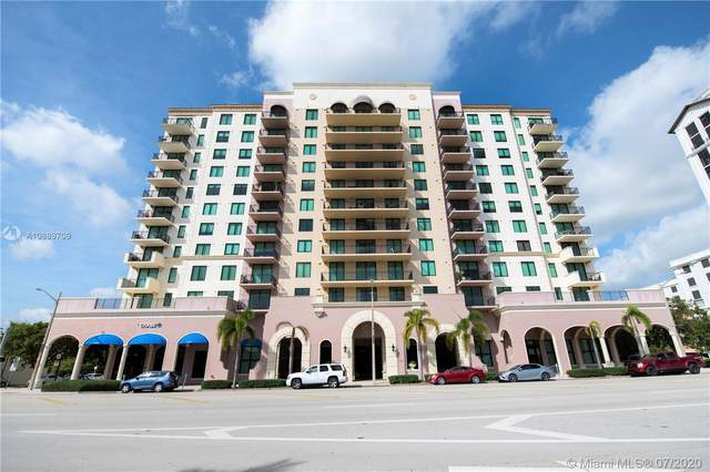 1300 Ponce De Leon Blvd #906, Coral Gables, FL 33134 (MLS #A10889709) :: ONE Sotheby's International Realty
