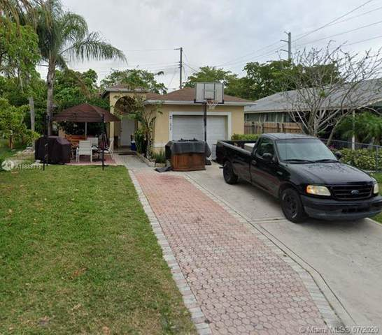 2111 NW 3rd St, Pompano Beach, FL 33069 (MLS #A10889718) :: Green Realty Properties