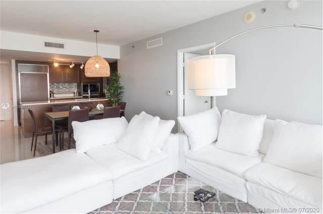 465 Brickell Ave #2705, Miami, FL 33131 (MLS #A10889721) :: Prestige Realty Group