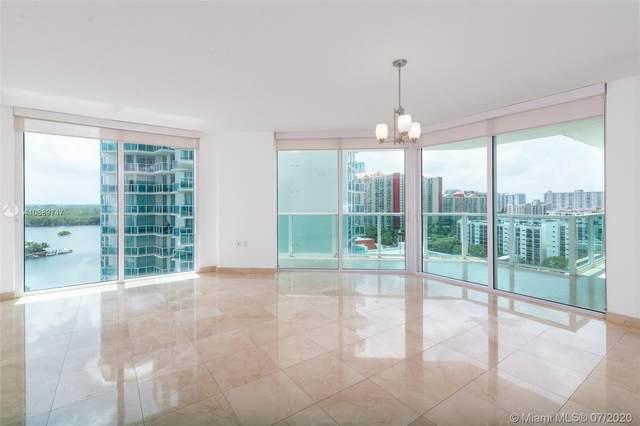 200 Sunny Isles Blvd 2-1404, Sunny Isles Beach, FL 33160 (MLS #A10889747) :: Green Realty Properties