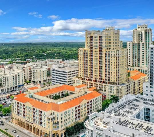 7355 SW 89th St 424N, Miami, FL 33156 (MLS #A10889792) :: Berkshire Hathaway HomeServices EWM Realty