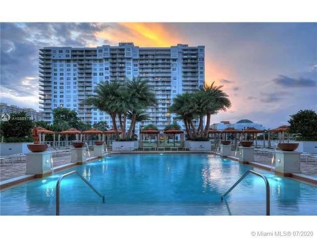 2801 NE 183rd St 1211W, Aventura, FL 33160 (#A10889798) :: Real Estate Authority
