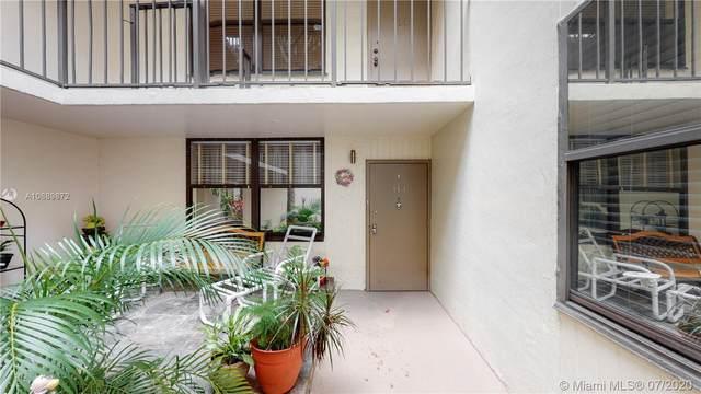 20401 NE 30th Ave 114-8, Aventura, FL 33180 (MLS #A10889872) :: Green Realty Properties