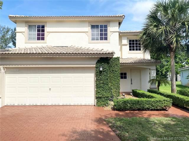 4258 SW 134th Ave, Miramar, FL 33027 (MLS #A10889906) :: Green Realty Properties
