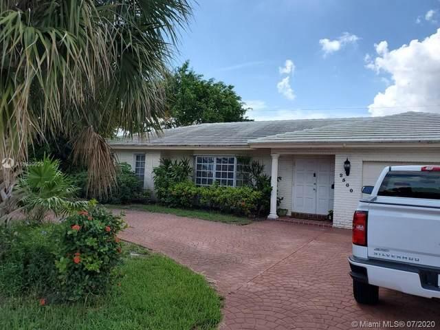 2500 NE 36th St, Fort Lauderdale, FL 33308 (MLS #A10889929) :: Berkshire Hathaway HomeServices EWM Realty