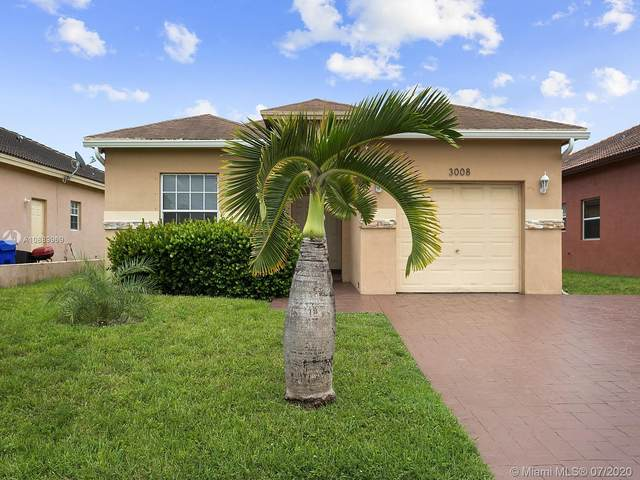 3008 NW 10th Ct, Fort Lauderdale, FL 33311 (#A10889969) :: Real Estate Authority