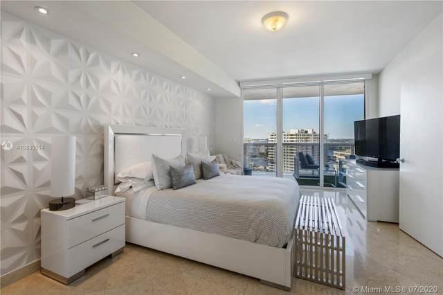 1800 S Ocean Dr #1606, Hallandale Beach, FL 33009 (#A10890014) :: Real Estate Authority
