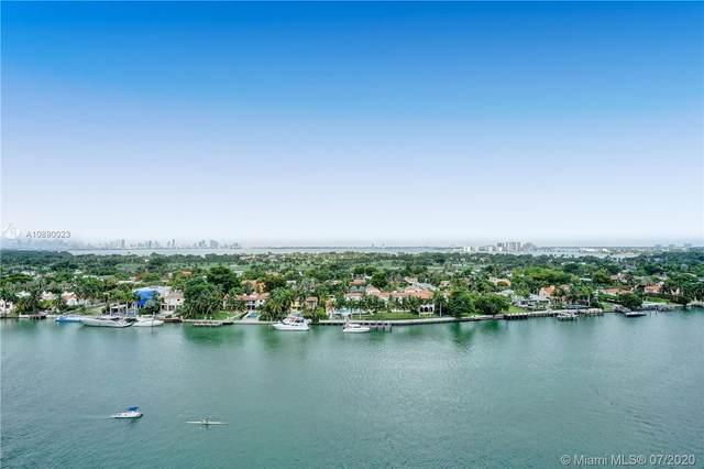 5750 Collins Ave 15F, Miami Beach, FL 33140 (MLS #A10890023) :: The Azar Team