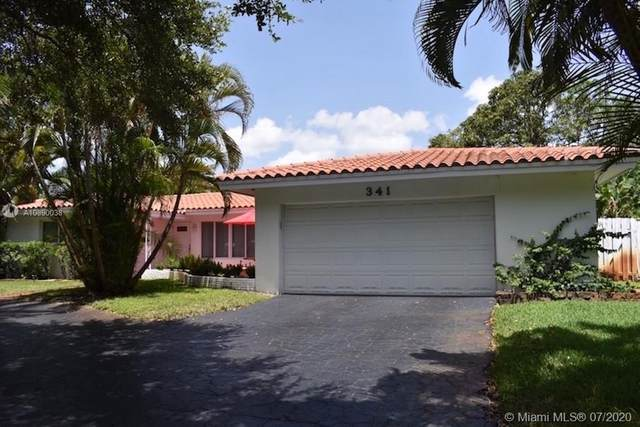341 SW 57th Ave, Plantation, FL 33317 (MLS #A10890038) :: Green Realty Properties